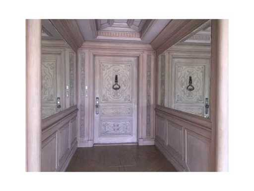 Entrance to the Jockey Club Penthouse for sale in